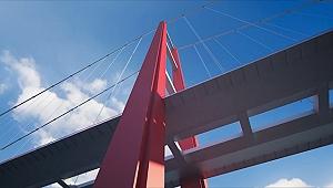 1915 Çanakkale Köprüsü'nün çimentosu Çanakkale'den!