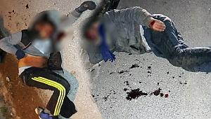 Çanakkale'de cezaevi firarileri, hırsızlık sonrası polisten kaçarken kaza yapınca yakalandı!