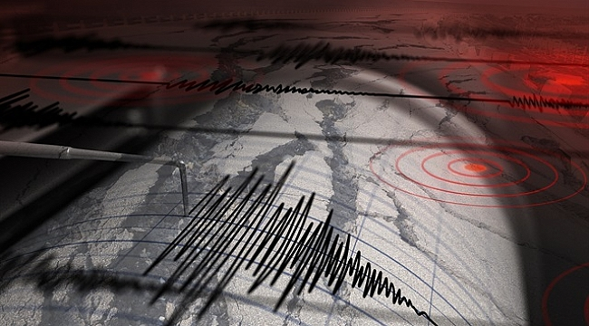 Çanakkale'de deprem…