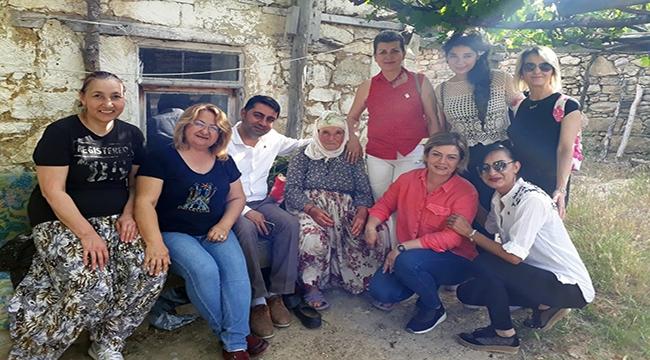 Çanakkale Güç Birliği 4 Köyde 35 Yaşlıyı Sevindirdi