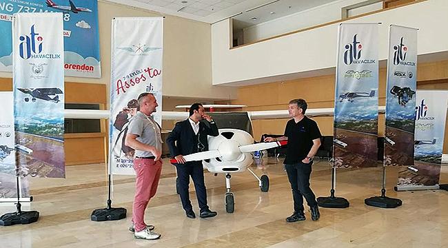 Çanakkale'yi Havacılıkla Tanıtma Çalışmalarına Başladılar