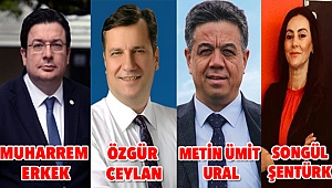 CHP'de Öz'süz liste!