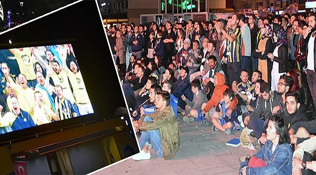 Final Four Heyecanı Çanakkale'de Dev Ekranda!