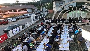 GESTAŞ'tan Bosna Hersek'in Ahmici Köyü'nde iftar