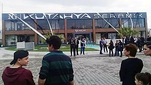 NG Kütahya Seramik 223. Mağazasını Çanakkale'de Açtı