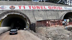 Turan, Çanakkale tünellerinde araç sürdü, inceleme yaptı