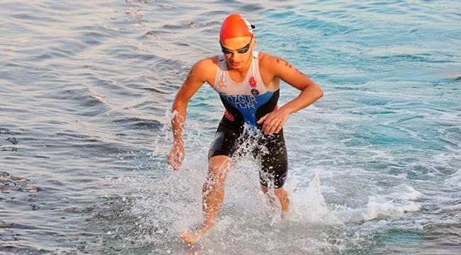 Çanakkale'de Carraro Gelibolu Triatlon'u heyecanı başladı