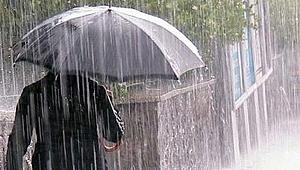 Çanakkale'ye Ramazan Bayramında yağmur!!!