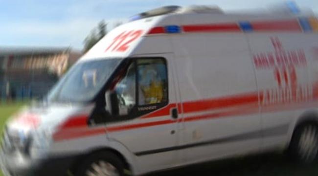 Çanakkale'de trafik kazası 5 yaralı