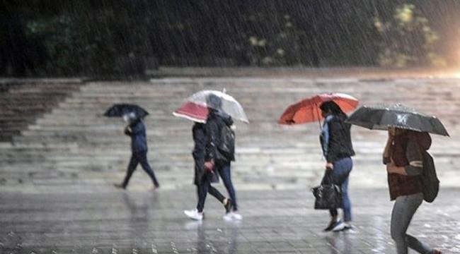 Meteorolojiden Çanakkale'ye uyarı! Bu saatler arasında dikkat!!!