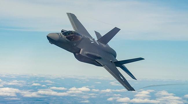 Yeni nesil savaş uçağı F-35'de ÇANAK'KALE' imzası!