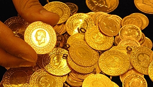 Çanakkale'de çeyrek altın 400 TL'nin altına düştü! Son fiyatları öğrenmek için tıklayın