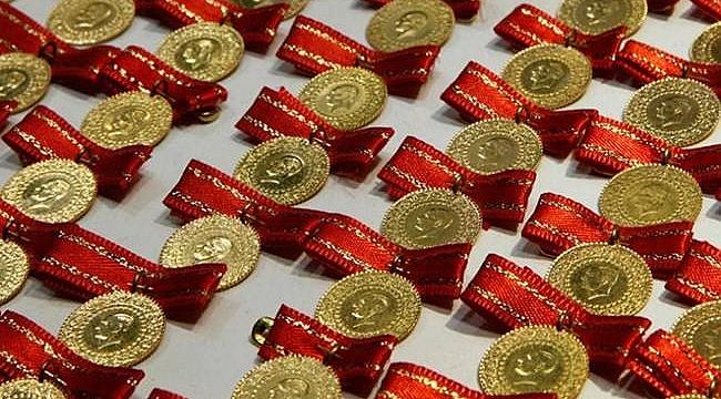 Çanakkale'de çeyrek altın 422 lira!