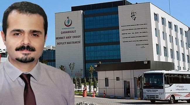 Çanakkale Devlet Hastanesinde Endokrinoloji Uzmanı Göreve Başladı