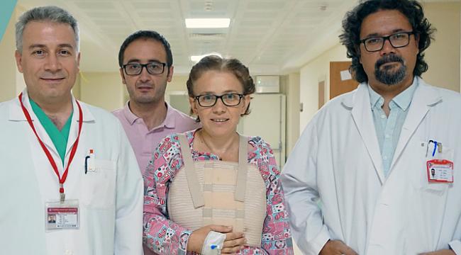 Çanakkale Üniversite Hastanesinde, Bacak Toplardamarı Kullanılmadan Bypass Ameliyatı Uygulandı