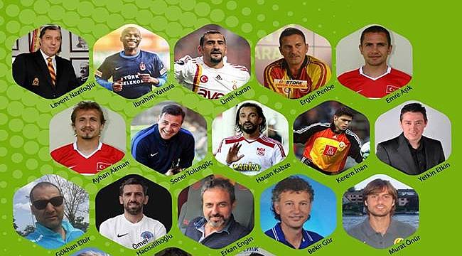 Futbolun unutulmaz yıldızları Çanakkale'de buluşacak
