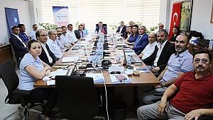 İl İstihdam ve Mesleki Eğitim Kurulu Toplantısı Ayvacık'ta Yapıldı