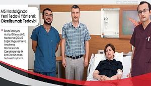 MS Hastalığında Yeni Tedavi Yöntemi, Çanakkale'de Uygulanmaya Başladı