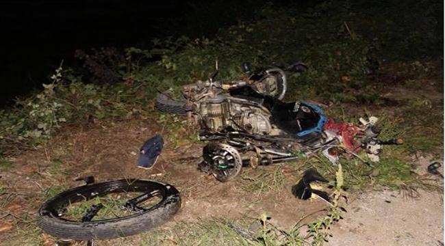 Çanakkale'de trafik kazası 1 ölü, 1 yaralı!