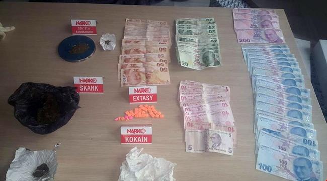 Çanakkale'de uyuşturucu operasyonu!