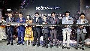 Doğtaş, Çin'de ilk mağazasını açtı!