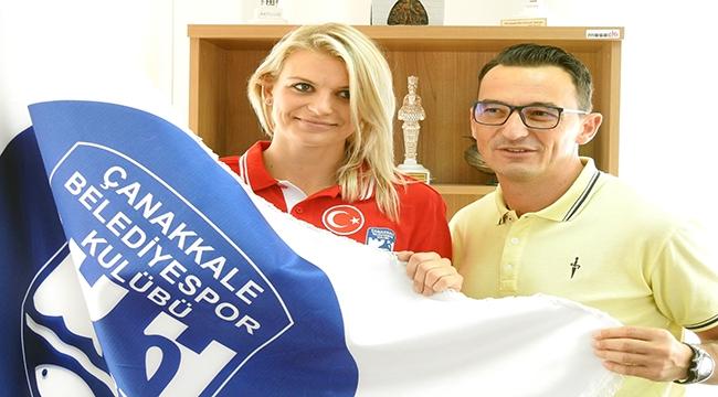 Dominika Sobolska, Çanakkale Belediyespor'da