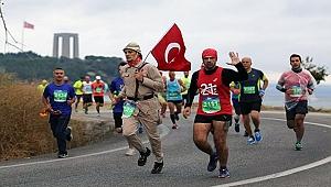 Gelibolu Maratonu Heyecanı 4'ncü kez yaşanacak