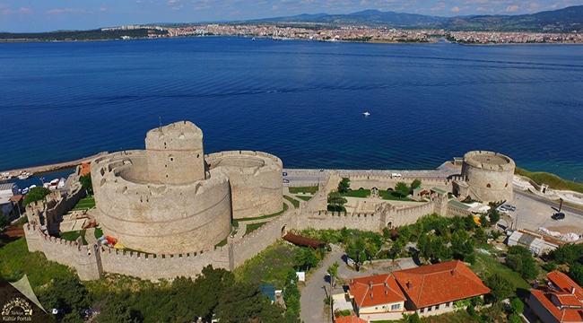 Kilitbahir Kalesi, Türkiye'nin en görkemlileri listesinde