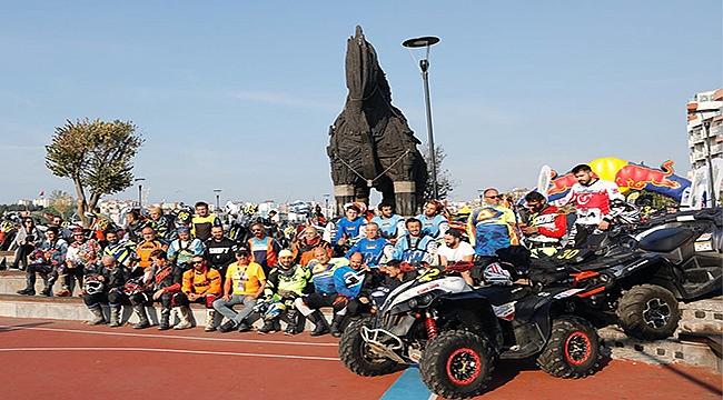 Baja Troia Turkey Muhteşem Bir Start İle Başladı