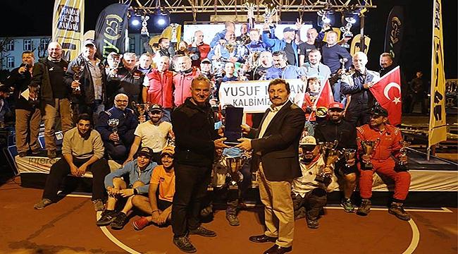 Baja Troia Turkey Şampiyonları Ödüllerini Aldı