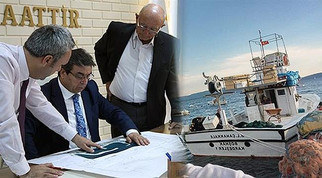 Balıkçı Barınakları Sorunları Ele Alındı
