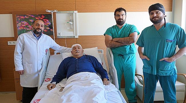 Çanakkale'de Bir İlk; Beyin Pili Operasyonu
