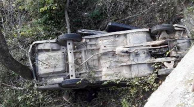 Çanakkale'de feci kaza 1 ölü