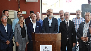 Çanakkale İYİ Parti'de toplu istifa!