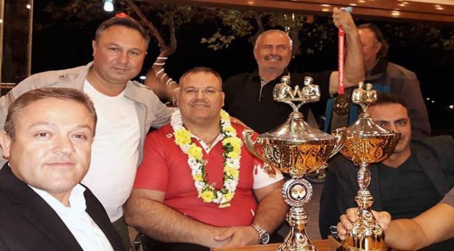 Dünya Şampiyonu Burunlular, Çanakkale'de Coşkuyla Karşılandı
