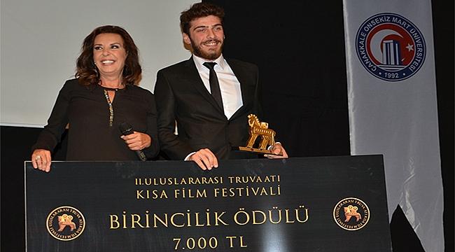 Truva Atı Kısa Film Festivalinde Ödülleri Sahiplerini Buldu