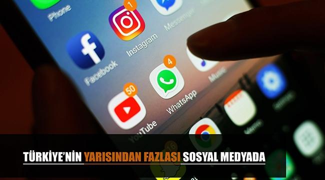 Türkiye'nin Facebook, Instagram, Twitter kullanıcı sayıları belli oldu!