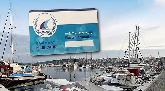 Çanakkale'de 'Mavi Kart' Uygulaması Başladı