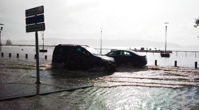 Çanakkale için kuvvetli yağış tahmini!