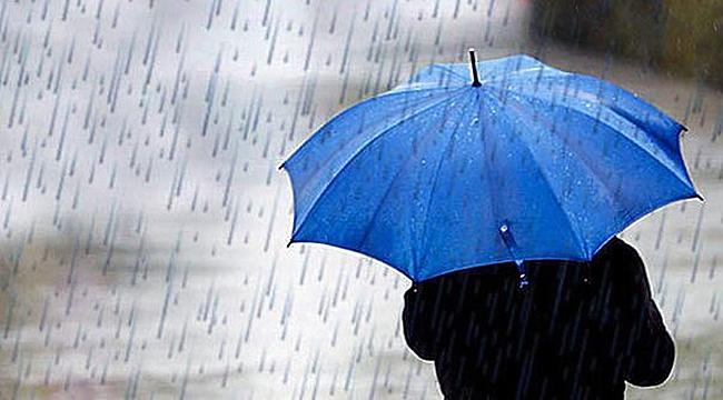 Çanakkale için yağmur tahmini!