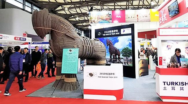 Çanakkale ve Troya Çin'de tanıtıldı