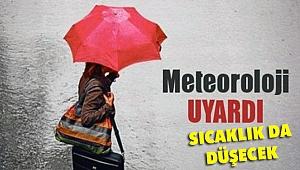 Çanakkale yağışlı sistemin etkisine girecek!