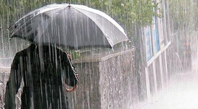 Çanakkale'ye kuvvetli sağanak yağış uyarısı!