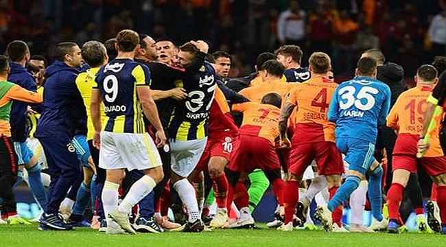 Olaylı derbinin kararı açıklandı! Hangi futbolcu kaç maç ceza aldı tıkla öğren
