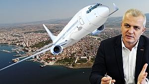 Turizmciler, Çanakkale- İstanbul uçak seferlerinin tekrar başlamasını istedi!