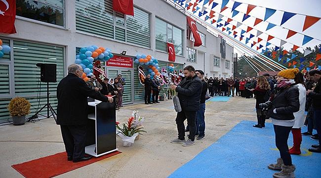 Çanakkale Özel Bakım Merkezi Açıldı