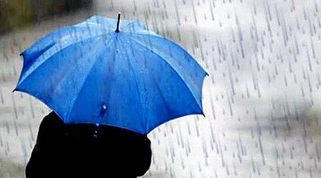 Çanakkale'ye günlerce yağmur geliyor!