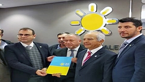 İYİ Parti'nin Lapseki Belediye Başkan Adayı, Mehmet Gani Ekim Oldu