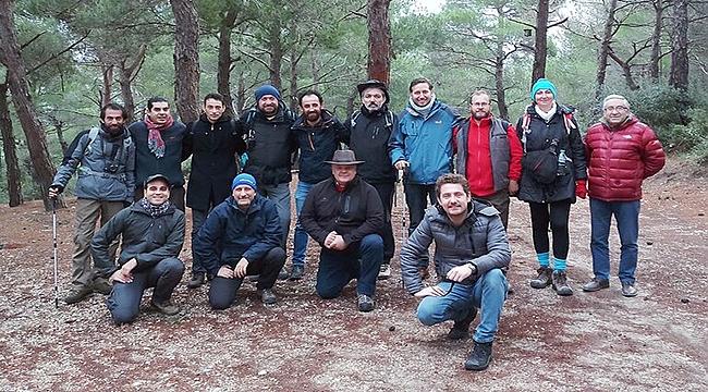 Troas Kültür Rotaları İşaretlenmeye Hazırlanıyor