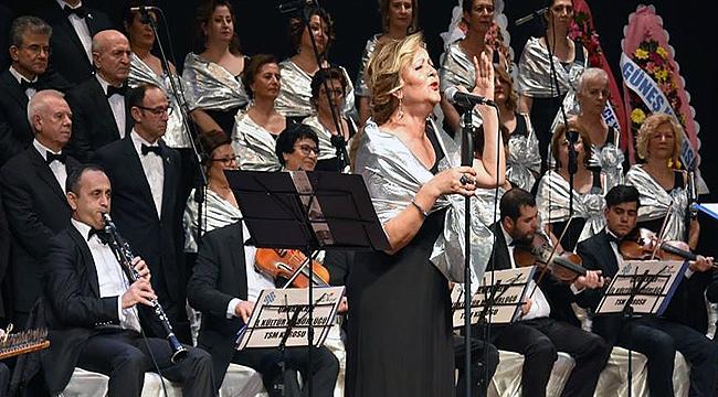 Türk Sanat Müziği Korosundan Yeni Yıla Merhaba Konseri
